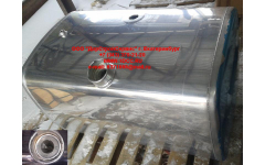 Бак топливный 400 литров алюминиевый F для самосвалов фото Новый Уренгой