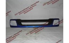 Бампер FN3 синий самосвал для самосвалов фото Новый Уренгой
