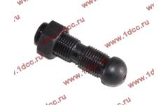 Болт регулировочный клапана с гайкой H2/H3