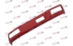 Бампер F красный металлический (до 2007г) для самосвалов фото Новый Уренгой