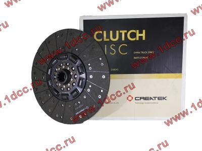 Диск сцепления ведомый 420 мм H2/H3 CREATEK CREATEK WG1560161130/CK8043 фото 1 Новый Уренгой