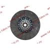 Диск сцепления ведомый 420 мм H2/H3 CREATEK CREATEK WG1560161130/CK8043 фото 3 Новый Уренгой